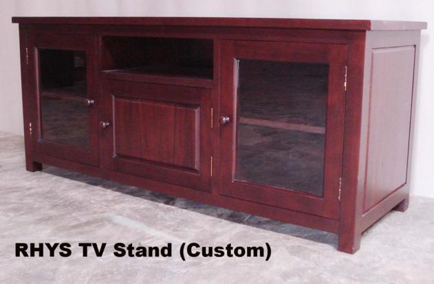 RHYS Large TV Stand (CUSTOM)